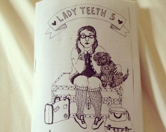 lady teeth zine 5