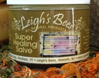 Leigh's Bees Super Salve