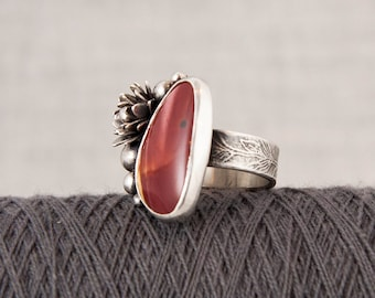 Mookiate Ring, Sterling Silver