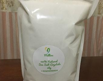 100%  Natural Sea Salt - 2 Kg