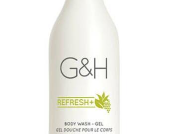 G&H Refresh+™ Body Wash – Gel - body wash gel - gel body wash - shower gel body wash - moisturizing body wash - body wash sensitive skin -