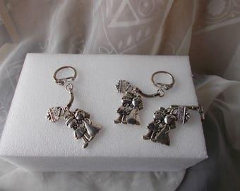 Wedding,Wedding key rings,Just married,Key rings,Bride, Groom