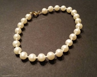 Pearl Bracelet Costume Jewerly