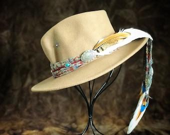 Sedona Star Fedora Hat