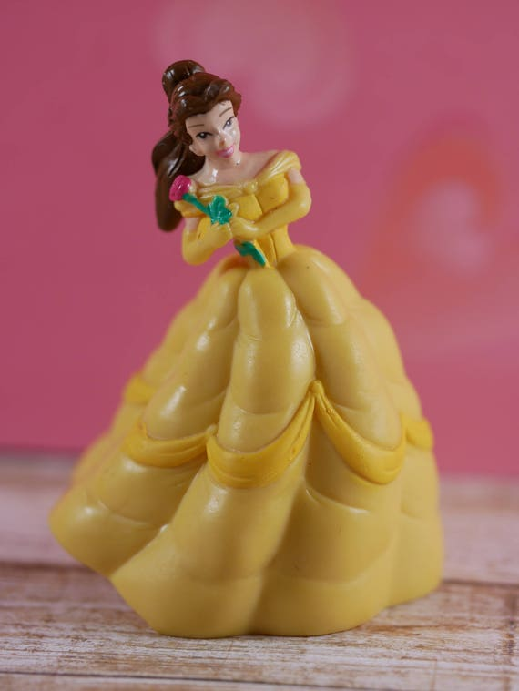 Princess Belle cake topper Disney Princess Birthday Cake topper
