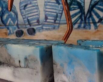 Black Sea Soap- Vegan handcrafted bar soap