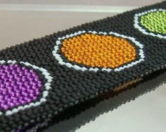 A-Muse-ing Bracelet pattern