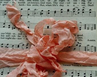 Hymnal Ephemera Pack 25 sheets of music with seam binding ribbon