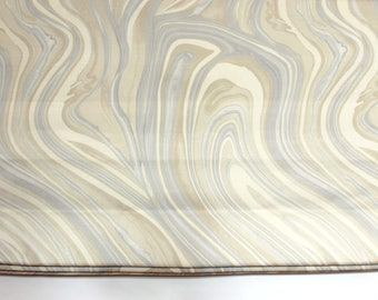 Kelly Wearstler for Lee Jofa Barcelo Roman Shades in Alabaster (also comes in Truffle and Taupe)