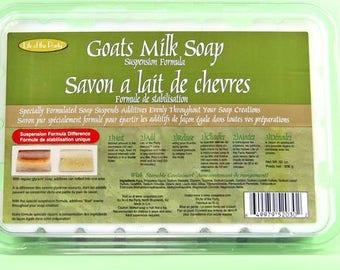 Life of the Party 4 LB Goats Milk Suspension Melt and Pour Soap Base