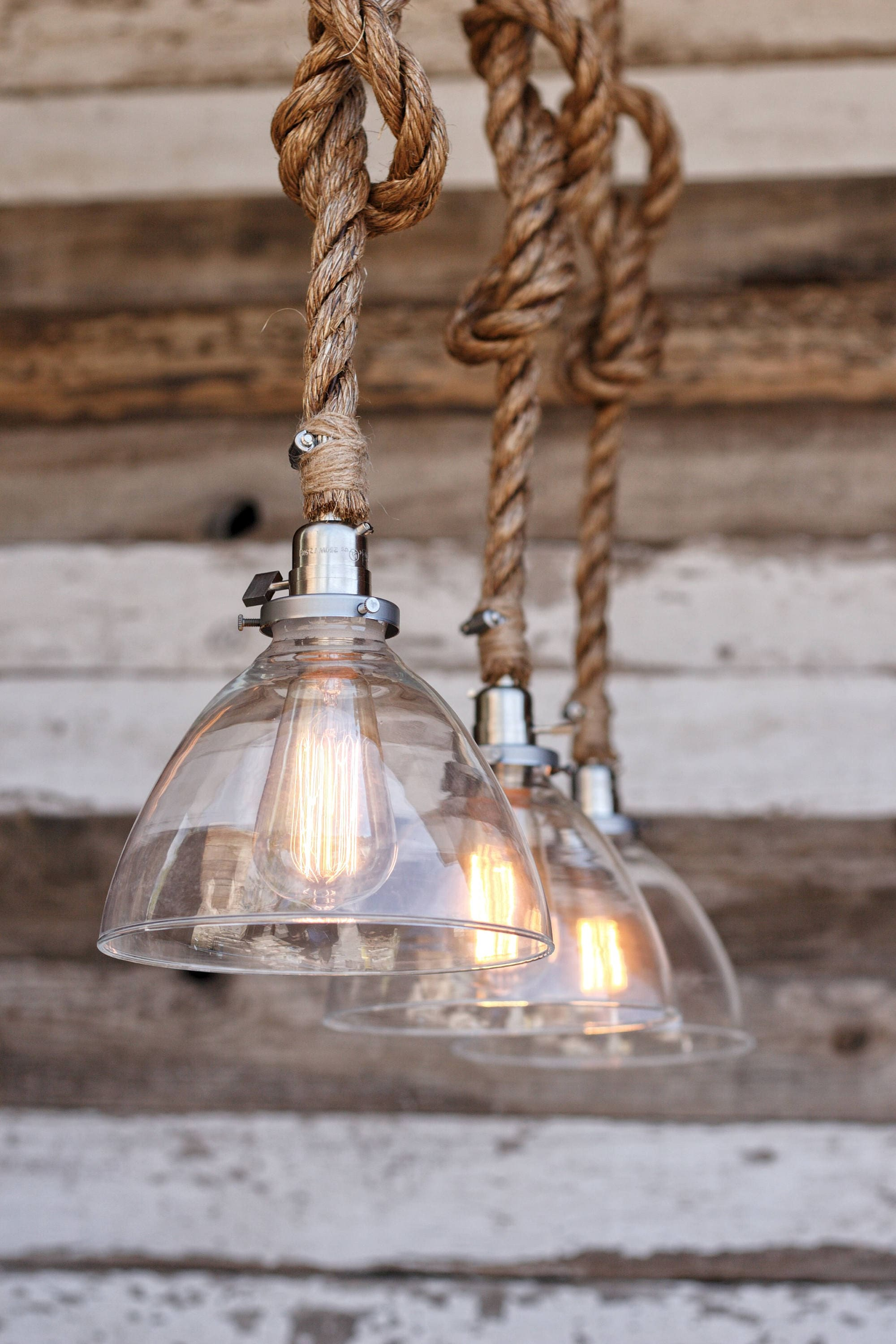 The snow pendant light industrial rope light fixture zoom arubaitofo Image collections