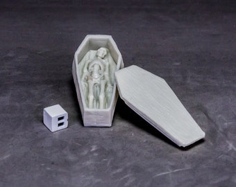 Coffin and Corpse - 77633 - Reaper Miniatures