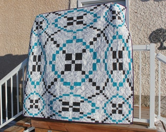 Burgoyne Illusion Quilt Pattern