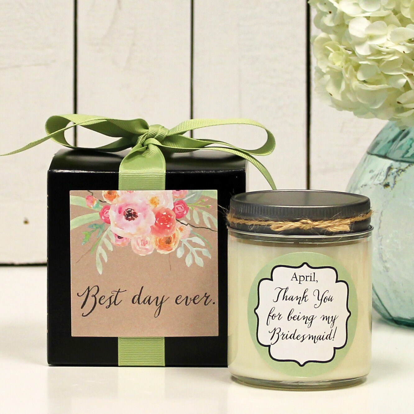 Will You Be My Bridesmaid Gift Maid Of Honor