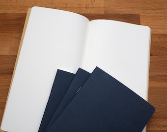 Blank Layout / White / Tomoe River Paper 68gsm