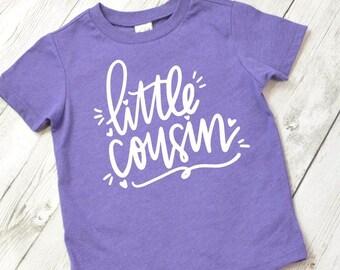 Little Cousin shirt, cousins shirt, cousins make the best friends, little cousin big cousin