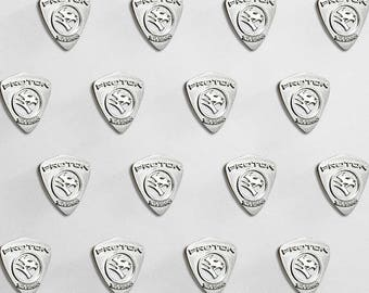 100 x Custom Made Lapel Pins