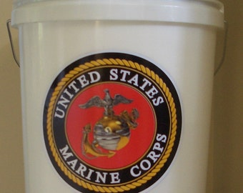 US Marine Corps Bucket
