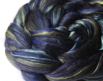 Black Opal Merino Alpaca Bamboo Silk Signature Blend - 4 oz