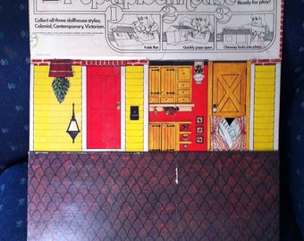 Popup Doll House South Bend 1978