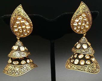 Indian jewelry Dool earrings