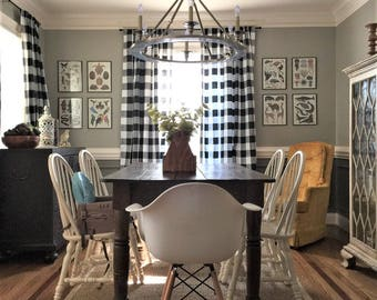drapes buffalo cream black ideas design home and com dollclique best avarii check org curtains