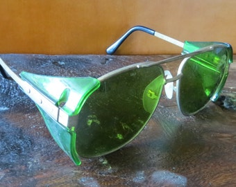 Cool as Funk Aviator Style Safety Goggles