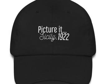 Golden Girls Hat| Sophia| Golden Girls Apparel| Baseball Hat