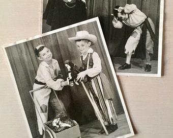 SALE- Vintage Photo Set - Ephemera