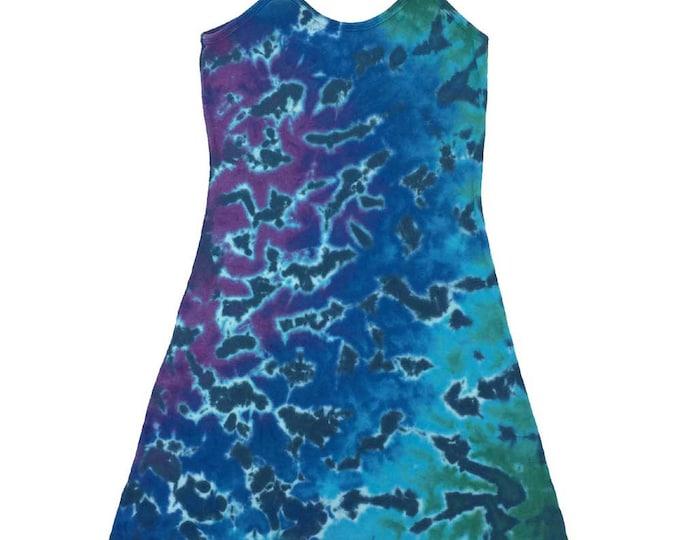 Tie Dye Dress - Crinkle 2