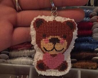 Love You Bear keychain