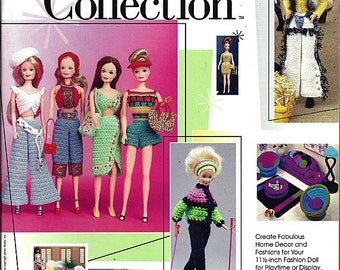 annies fashion doll collection book 1