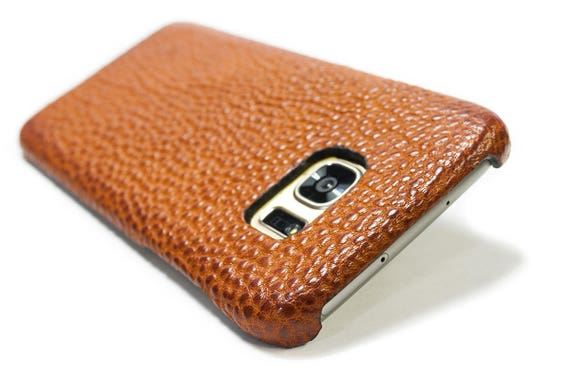 Samsung Galaxy S8 and S8 Plus Leather Case genuine natural leather use as protection CHOOSE color and device