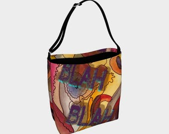 Not Boring' Day Tote