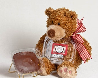1/2 lb Chocolate Peanut Butter Fudge