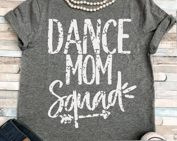 Dance Mom Svg Dance Svg Dance Mom Squad Svg Grunge Dance