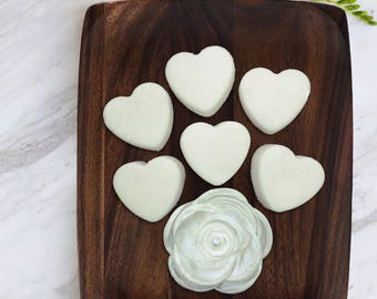 Vanilla Organic Bath Bombs infused with Hydrating Coconut Oil - Stocking Stuffers - Great for Kids and Adults - Vanilla  Bath Fizzies