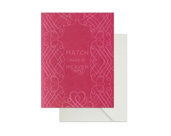 """Simple Engagement Card 