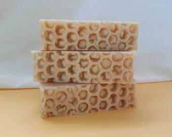 Honey Soap, Honey Bee Soap, Honey Comb Soap, Oatmeal Honey Soap, Honey Swirl Soap, Bee Hive Soap, Honeycomb Soap, Oatmeal Milk Honey Soap