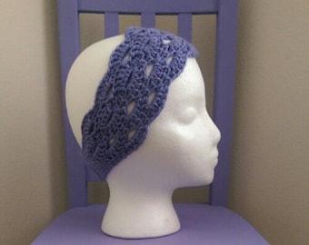 Stacked Shells Headband *PDF PATTERN ONLY* Instant Download Crochet Pattern