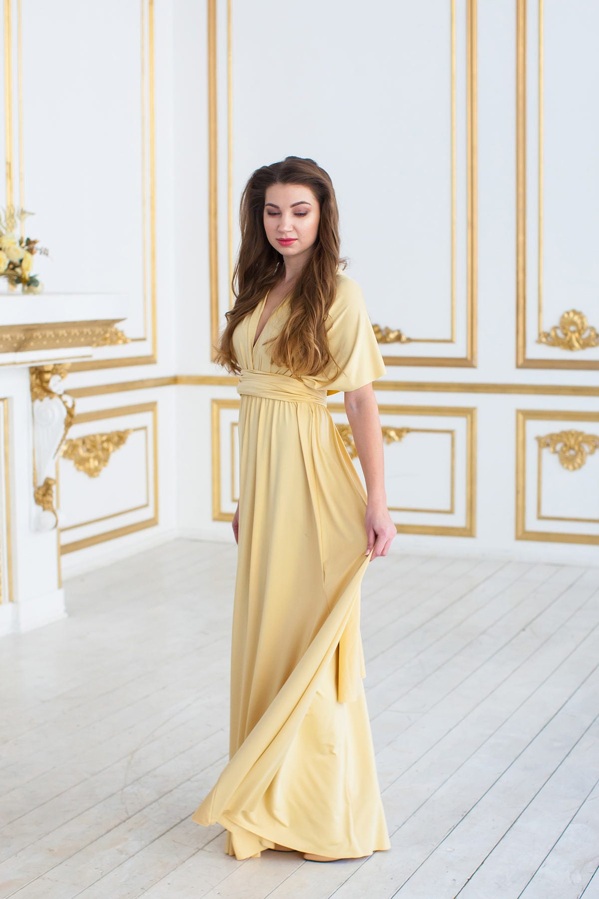 Fantastisch Niedlichen Brautjungfernkleid Bilder - Brautkleider ...