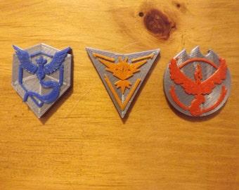 Pokemon Go Badges