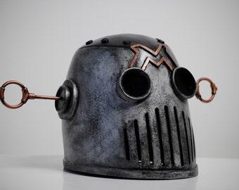Mechanist Helmet Fallout Inspired