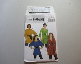 Butterick Sewing Pattern 5248 Fast and Easy Printed 2008 McCall Pattern Company