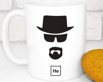 Breaking Bad Mug - Heisenberg
