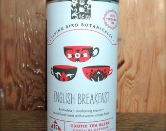 0500 English Breakfast 15bag tin