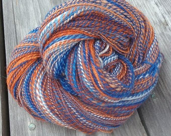 Fractal Spun Hand Dyed Polworth Lace-Dk Weight