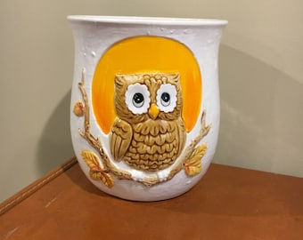 Sears, Roebuck and Co Owl Jar