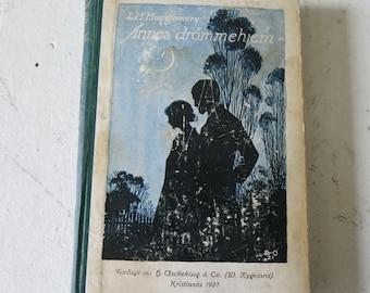 Antique L M Montgomery Norwegian version Annes Drømmehjem 1921