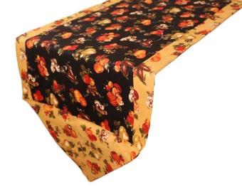 Autumn Breeze Table Runner